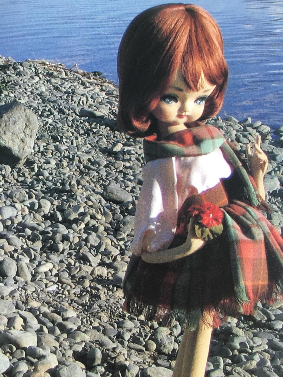 1960s Bradley doll